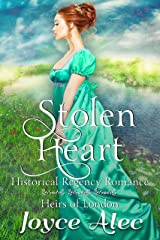 Stolen Heart: Historical Regency Romance (Heirs of London Book 2) Kindle Edition