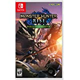 Monster Hunter Rise Deluxe Edition - Nintendo Switch