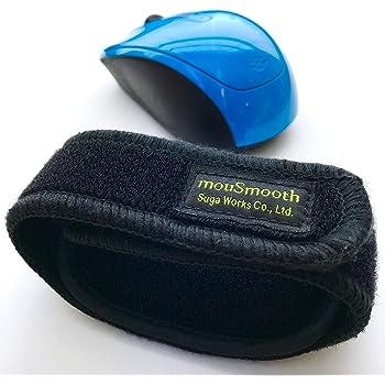 mouSmooth 超軽量リストパッド マウスだこ ペンだこ 腱鞘炎 疲労低減
