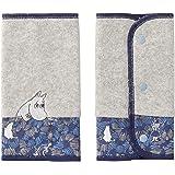 ムーミンベビー(Moomin Baby) リバーシブルベルトカバー/タイニーストライプス/ネイビー 0か月~ APMB010072600