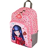 Gorjuss Sparkle & Bloom 3-Zip Rucksack