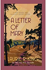 A Letter of Mary: A thrilling mystery for Mary Russell and Sherlock Holmes (A Mary Russell & Sherlock Holmes Mystery Book 3) Kindle Edition