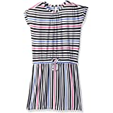 CALVIN KLEIN Big Girls' Multiway Stripe Dress