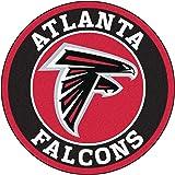 FANMATS 17950 NFL Atlanta Falcons Roundel Mat