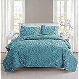 VCNY Home Shore Quilt Set King Blue