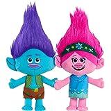 DreamWorks Trolls 65441 World Tour Friendship 2-Pack (Amazon Exclusive) Plush
