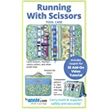Annie PBA272 Running with Scissors Pattern, None