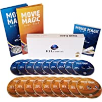 英会話 MOVIE MAGIC 180 CD レッスンはネイティブが使うイディオムが学べるコース 字幕なしで映画やドラマ…