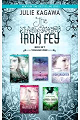 The Iron Fey Series Volume 1/The Iron King/Winter's Passage/The Iron Daughter/The Iron Queen/Summer's Crossing Kindle Edition