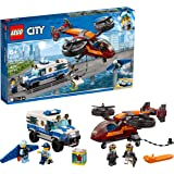 LEGO City Sky Police Diamond Heist 60209 Building Kit (400 Pieces) (Discontinued by Manufacturer)