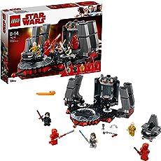 レゴ(LEGO)スター・ウォーズ スノークの王座の間 75216