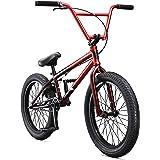 Mongoose Legion Street Freestyle BMX Bike Line for Beginner to Advanced Riders, Hi-Ten Steel or 4130 Chromoly Frame, Micro Dr