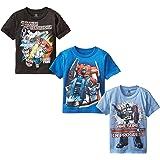 Freeze Transformers Little Boys' Boys T-Shirt 3-Pack