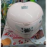 EAST ハート ライスクッカー 炊飯器 ピンク LRCK-401-PK