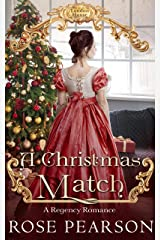 A Christmas Match: A Regency Romance (Landon House Book 4) Kindle Edition
