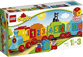 LEGO DUPLO Number Train 10847 Playset Toy