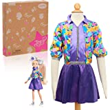 JoJo Siwa 52371 Fashion Doll & Dress Up Set (Amazon Exclusive Mailer) Fashion Doll
