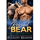 Rescued by her Bear (Black Ridge Bears Shifter Romance Series Book 2)
