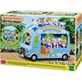 Sylvanian Families 5317 Sunshine Nursery Bus Playset