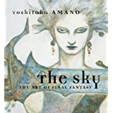 Sky, The: The Art Of Final Fantasy Slipcased Edition