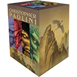 Inheritance Cycle 4-Book Trade Paperback Boxed Set (Eragon,: Eragon; Eldest; Brisingr; Inheritance