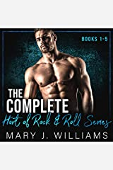 The Complete Hart of Rock and Roll Series Box Set Books 1-5 Kindle Edition