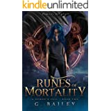 Runes of Mortality: A Reverse Harem Urban Fantasy (A Demon's Fall Series Book 2)