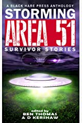 STORMING AREA 51: Survivor Stories (BHP Writers' Group Special Edition Book 1) Kindle Edition