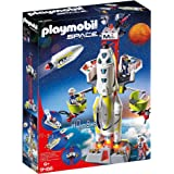 Playmobil 9488 Mission Rocket with Launch Site 27.94 x 71.88 x 22.1 cm