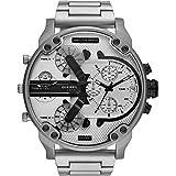 Diesel Men's Quartz Watch analog Display and Stainless Steel Strap, DZ7421