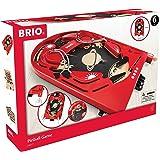 BRIO (ブリオ) ピンボールゲーム レッド [ ピンボール おもちゃ ] 室内ゲーム 34017