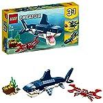 LEGO Creator 3in1 Deep Sea Creatures 31088 Creative Building Toy