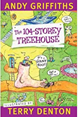 The 104-Storey Treehouse (The Treehouse Series Book 8) Kindle Edition
