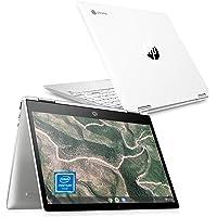 HP ノートパソコン クロームブック HP Chromebook x360 12b 12インチ ブライトビュー・IPSタッチディスプレイ 2in1 コンバーチブルタイプ インテル® Pentium 4GB 64GB eMMC 日本語キーボード (型番:8MD65PA-AAAC)