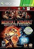Mortal Kombat Komplete Edition (輸入版) - Xbox360 [並行輸入品]