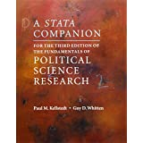 A Stata Companion for the Third Edition of The Fundamentals of Political Science Research