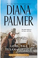 Long, Tall Texan Match (Long, Tall Texans) Kindle Edition