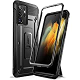 SUPCASE Unicorn Beetle Pro Series Case Designed for Samsung Galaxy S21 Ultra 5G (2021 Release), Full-Body Dual Layer Rugged H
