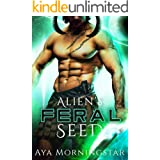 Alien's Feral Seed: A Scifi Alien Romance (Fated Mates of Apara Book 3)