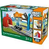 BRIO 33827 Smart Tech Lift & Load Crane,Multi
