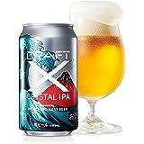 クラフトビール IPA ビール ギフト セット 珠玉の清涼感 CRAFTX クリスタルIPA 350ml 6缶