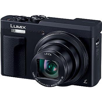 Panasonic コンパクトデジタルカメラ ルミックス TZ90 光学30倍 ブラック DC-TZ90-K