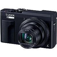 Panasonic Compact Digital Camera Lumix TZ90 30x Optical 4K Video Recording, Black DC-TZ90-K