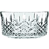 "Marquis By Waterford 40006088 Markham Collection 9"" Bowl, 9 inch, Clear Crystalline"
