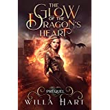 The Glow of the Dragon's Heart: A Girl & Her Dragon Shifters Romance Prequel (Harem of Fire)