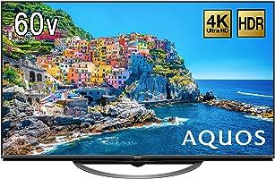 シャープ 60V型 液晶 テレビ AQUOS 4T-C60AJ1 4K Android TV 回転式スタンド 2018年モデル
