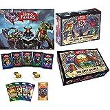 Hero Realms Card Game Grand Bundle of Base Game, All 5 Custom Hero Decks, All 4 Journeys Decks, The Ancestry Deck, The Ruin o