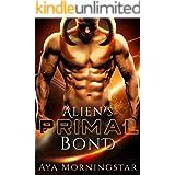 Alien's Primal Bond: A Scifi Alien Romance (Fated Mates of Apara Book 1)