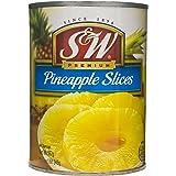 S&W Pineapple Slices 567g
