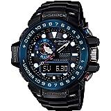 [カシオ] 腕時計 ジーショック GULFMASTER 電波ソーラー GWN-1000B-1BJF ブラック